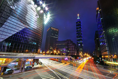 The Taipei 101, Taipei City, Taiwan
