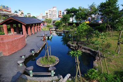 Spring Brook Park, Jiaoxi, Yilan
