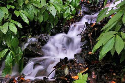 Datun Waterfall Area, Taipei City, Taiwan