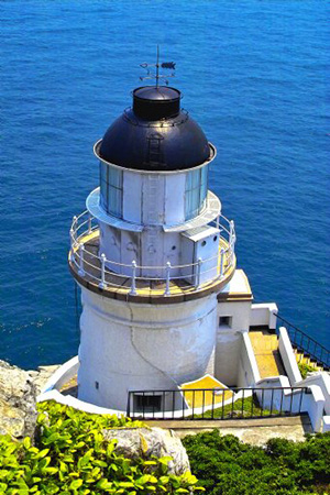 Dongyin Island Lighthouse, Lienchiang County, Taiwan