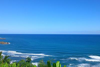 Off the west of Taiwan, coastline of Penghu Island
