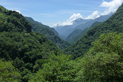Eternal Spring Shrine, Taroko National Park, Hualien County