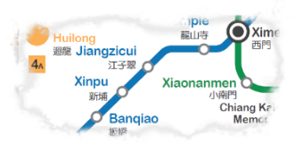 new mrt map