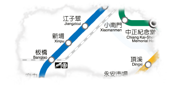 old mrt map