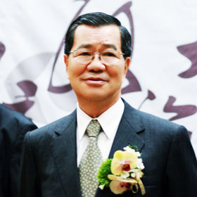 Vincent Siew, Taiwan Vice President