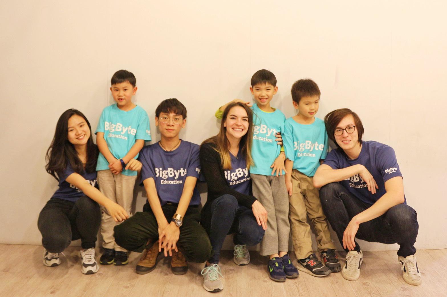 Teaching English and Living in Taiwan Jobs Available 教學工作, BigByte Education BigByte Education | 2021 Full-year Educator Position Available! image