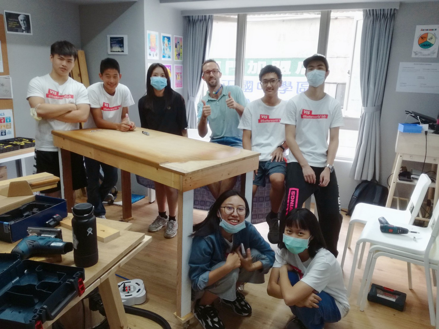 Teaching English and Living in Taiwan Jobs Available 教學工作, VIS@betterworld lab Experimental Education Institution Calling out for Progressive Educators! Math, Science, Art, English Teachers image