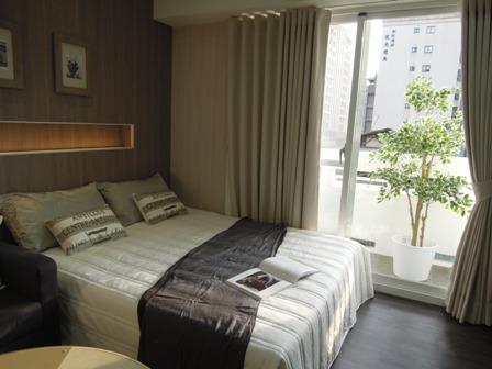 Teaching English and Living in Taiwan Apartments for One Person, Elegantly Designed  Studios with Kitchenette near MRT, NCCU, NTU, NTUST,, NTUE,, PCCU, TMU image